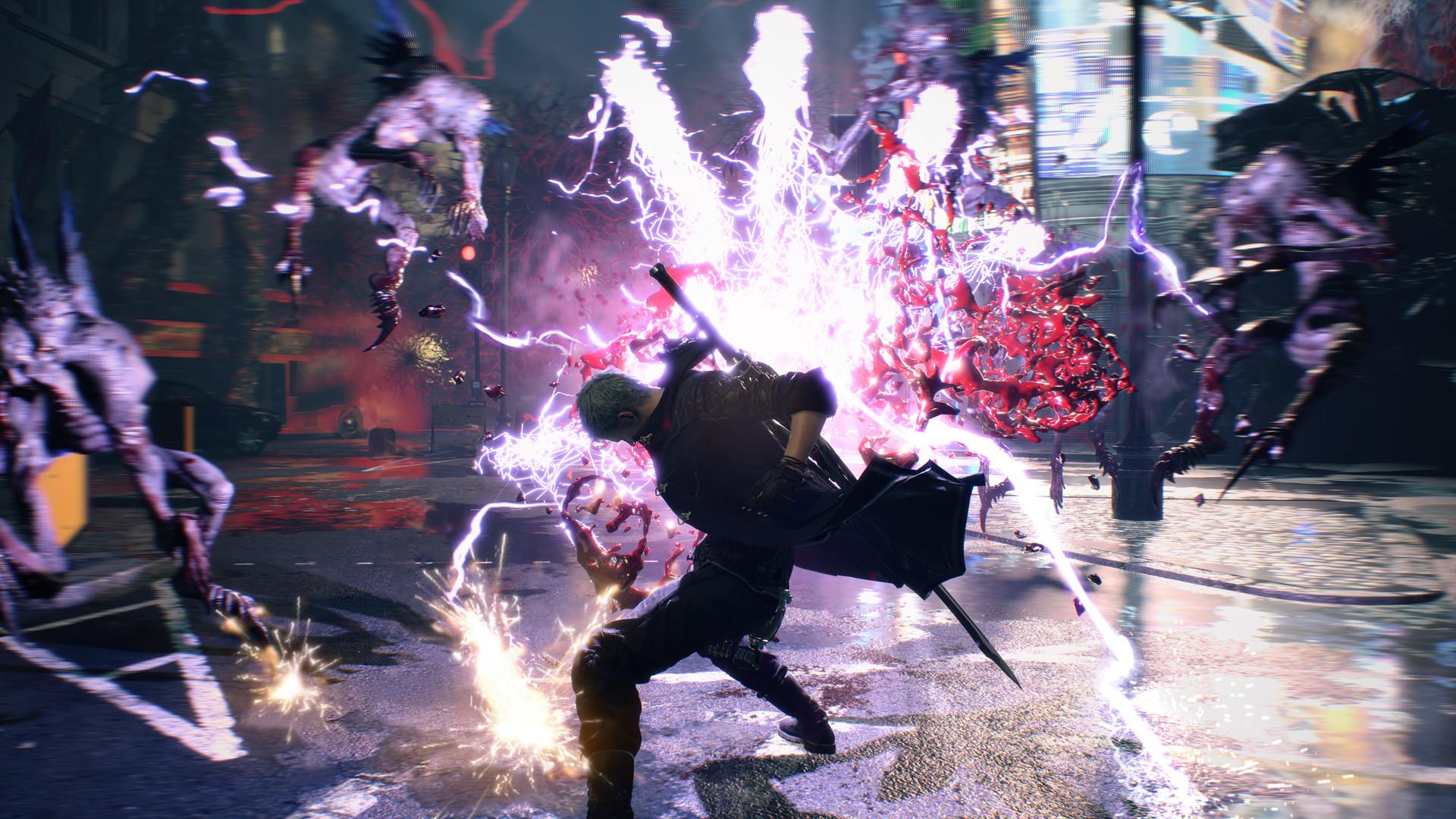 فارسی ساز بازی Devil May Cry 5