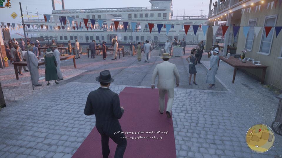 فارسی ساز بازی Mafia: Definitive Edition برای PC و PS4