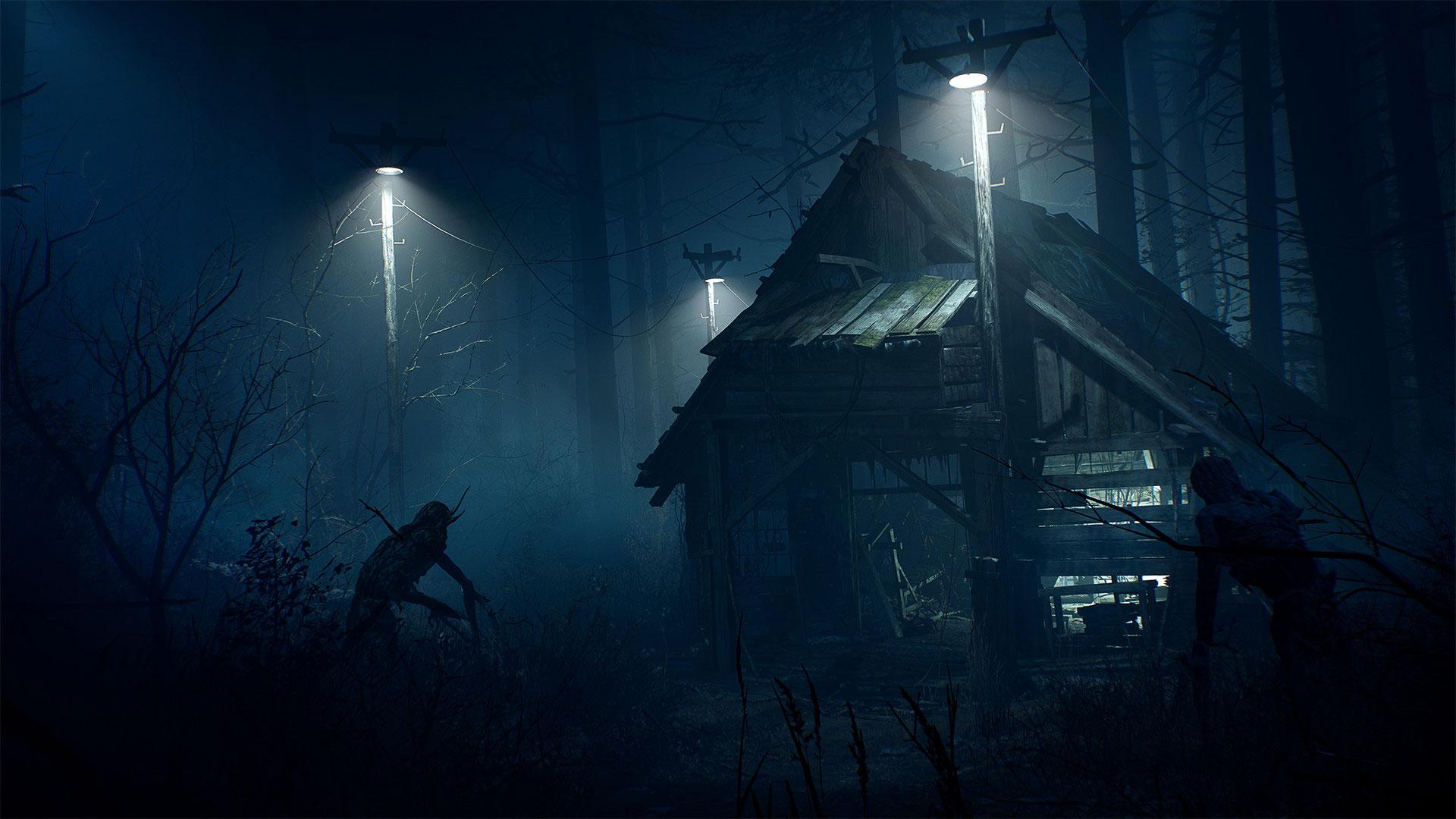 فارسی ساز بازی Blair Witch برای PS4