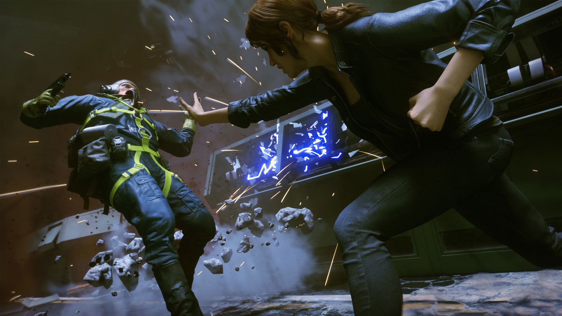 فارسی ساز بازی Control Ultimate Edition برای PS4