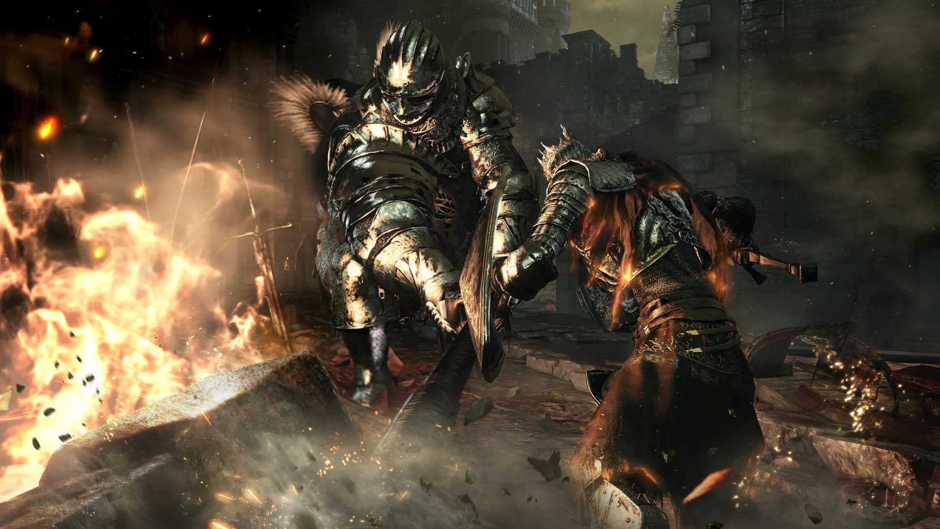 فارسی ساز بازی Dark Souls III برای PS4