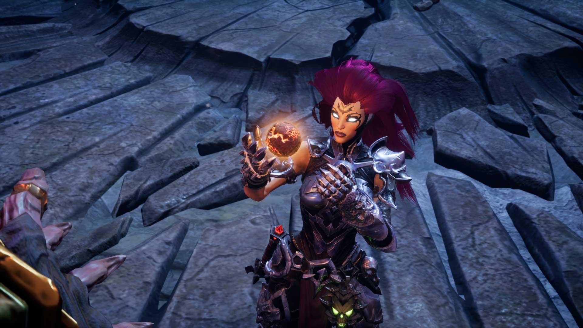 فارسی ساز بازی Darksiders III برای PS4