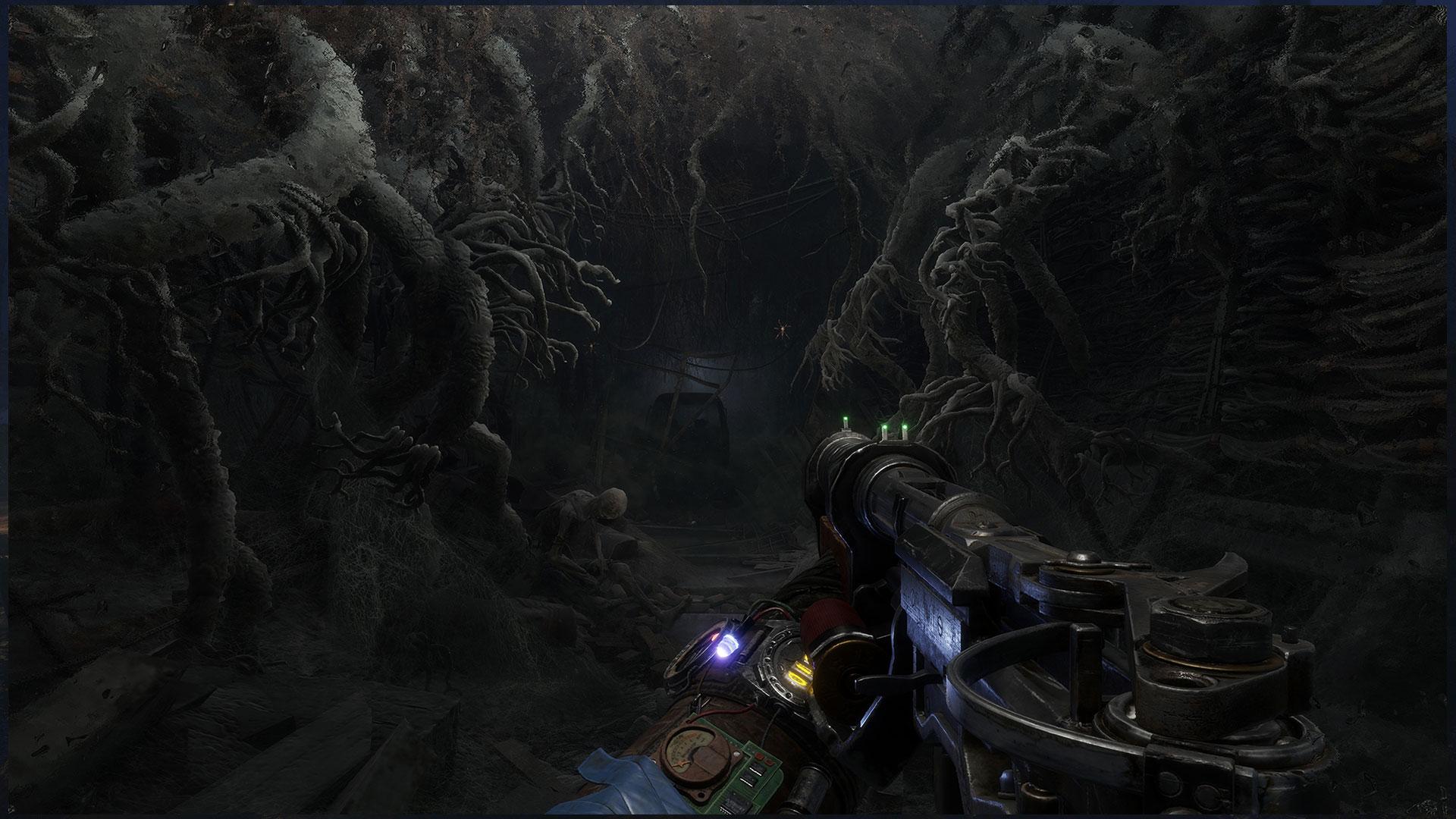 فارسی ساز بازی Metro Exodus برای PS4