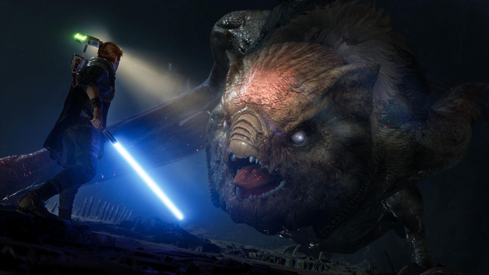 فارسی ساز بازی Star Wars Jedi: Fallen Order برای PS4