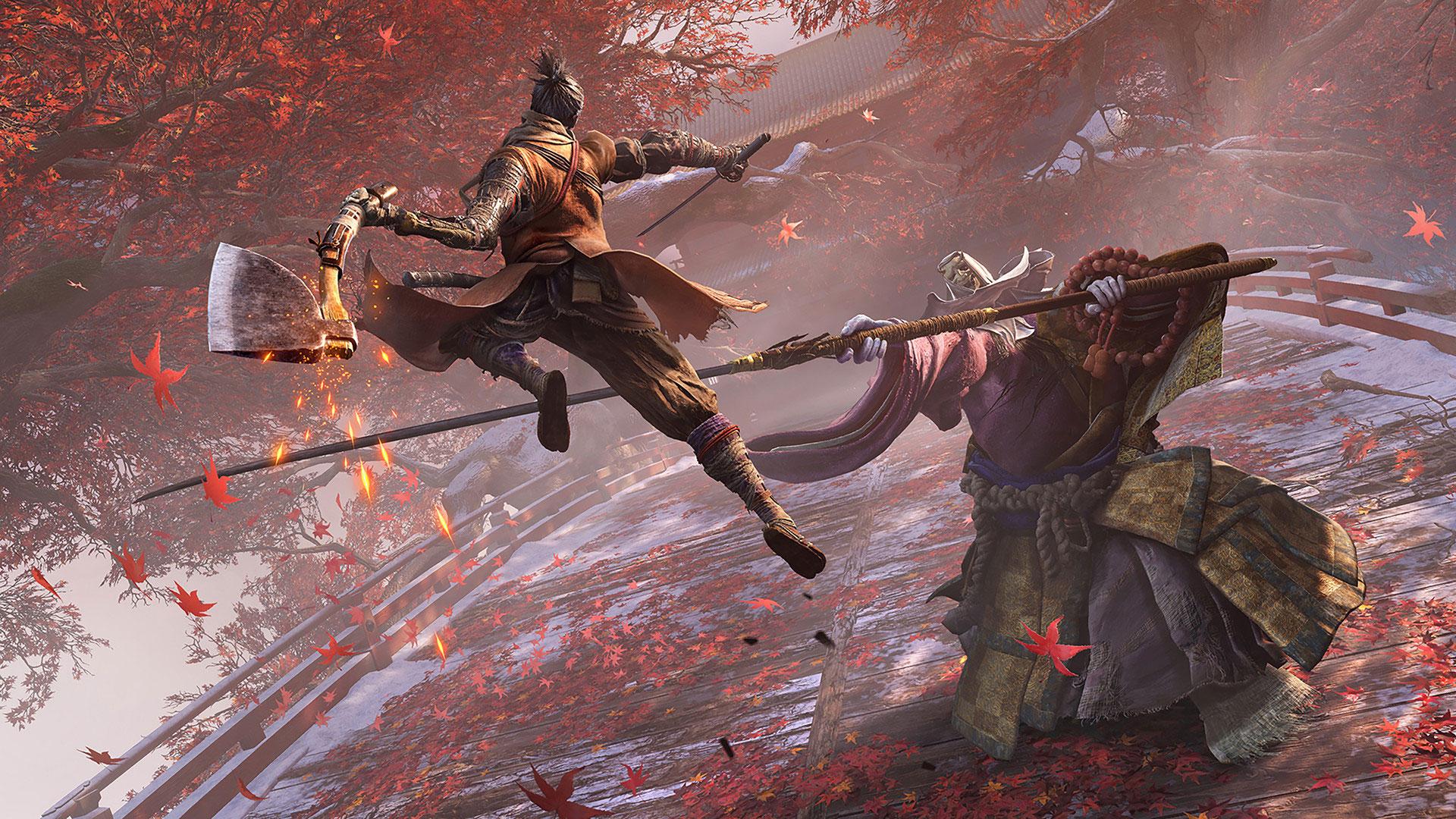 فارسی ساز بازی Sekiro: Shadows Die Twice برای PS4