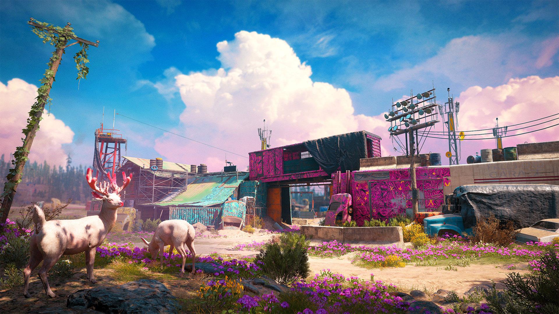 فارسی ساز بازی Far Cry New Dawn برای PS4