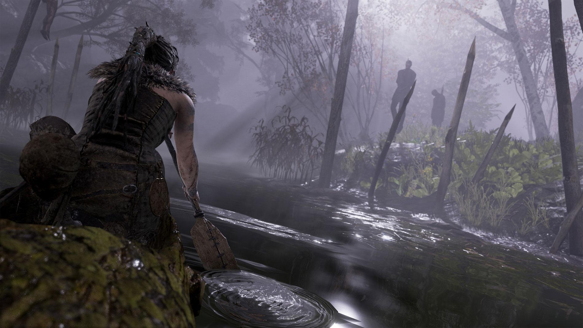 فارسی ساز بازی Hellblade: Senuas Sacrifice برای PS4