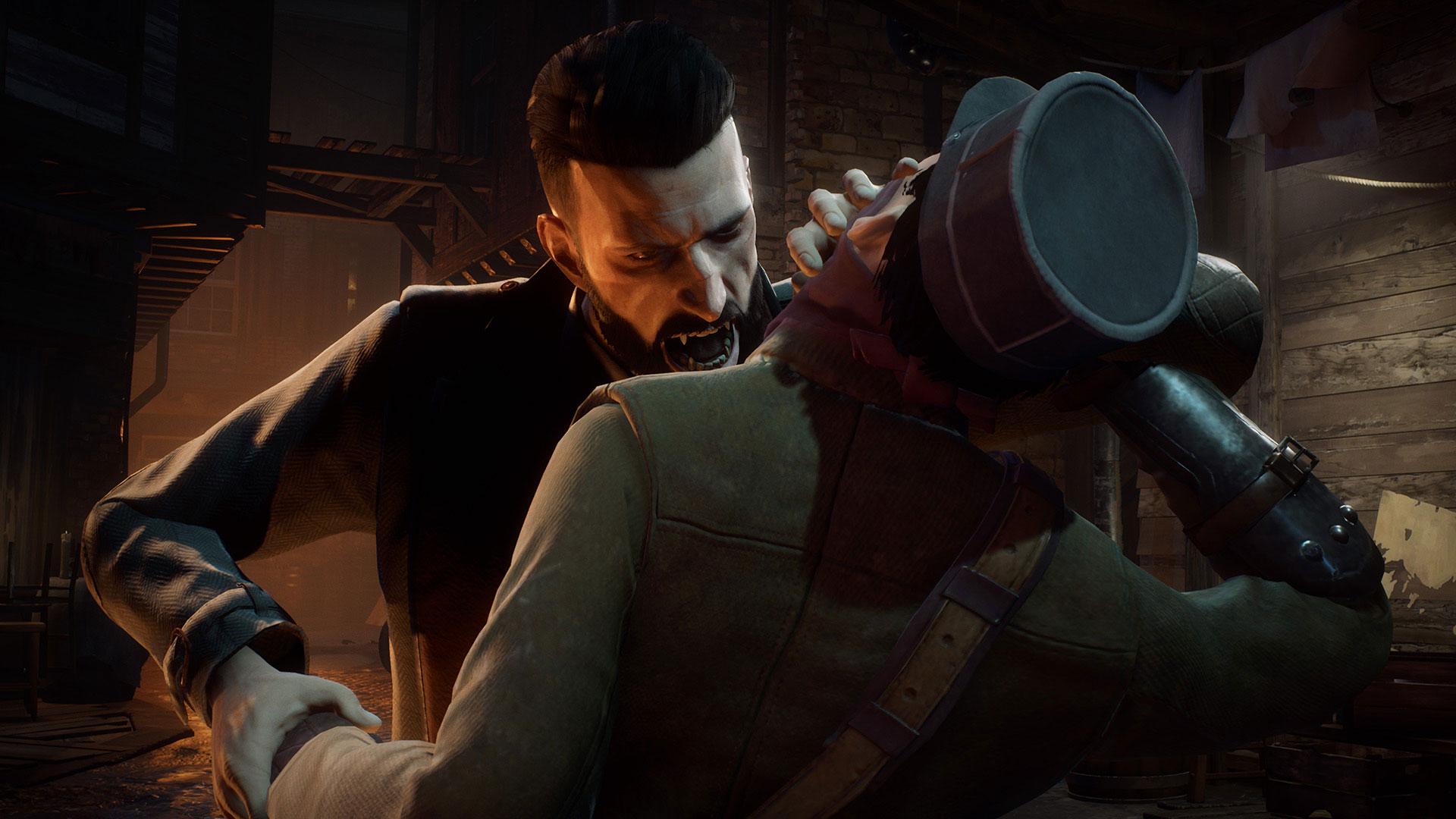 فارسی ساز بازی Vampyr برای PS4
