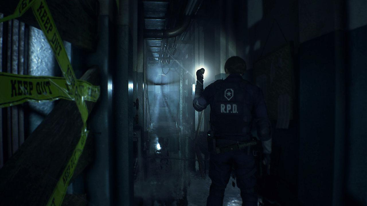 دوبله فارسی بازی Resident Evil 2
